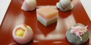 桃の節句 初節句 上生菓子