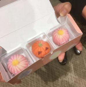 お菓子作り体験教室その3